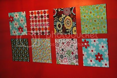 Fabric Squares